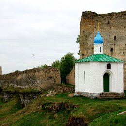 The pearls of Pskov